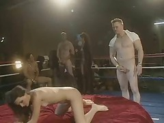 World Record Gangbang - 2000 Men - Day 1 - Part 2