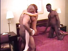 2 BBC for white slut