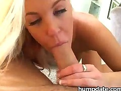 Holly Stevens moans from cock deep in her pussy
