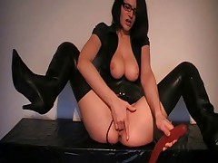 Anna Anal Latex Pussy Suirt