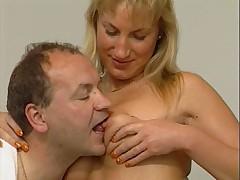 Hot German Mature Couple Sex