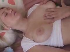 Alisons breast massage after school....