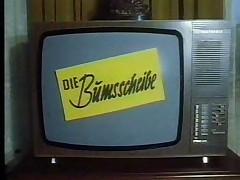 Vintage 70s german - Die Bumsscheibe - cc79