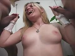Hayden Night Ballbusting Cuckold Gangbang