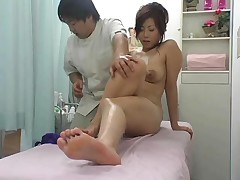 Spycam Teacher Spa Massage Orgasm Part 2
