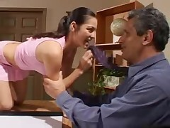 Alicia Angel tasty boss sperm