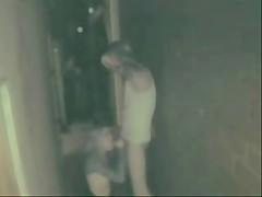 Public sex spycam