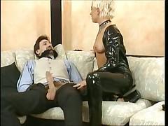 Euro Kinky dominant female - Liveround