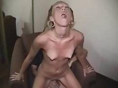 Vaginal cumshot
