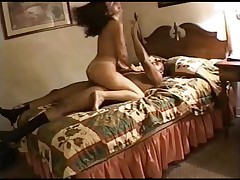 Wife Enjoys Her Lover