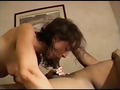 Wife Enjoys Her Lover