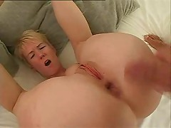 Blonde Big Ass Anal