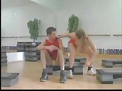 Strapon Gym (scene 3 of 3)