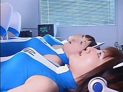 Android Nurses (Scene 4 of 4)(Censored)