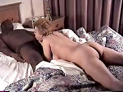 Big ass Wife gets stuffed with dick