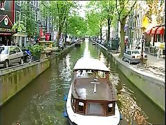 Tatooed Girl from Amsterdam
