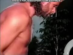 Super hot blonde model fucked hard