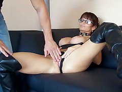 Latex Anal Wife