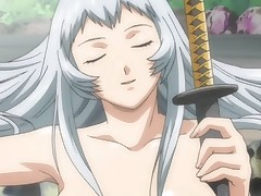 Ikkitousen Dragon Destiny HotTub fun part 1