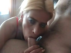 Milf Blow and Swallow