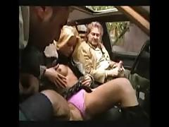 Parkplatz Sex an der Autobahn in Italien