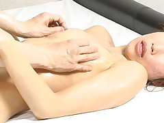 OIL MASSAGE ORGASM (Anal and Nipples)
