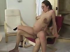 pretty preggo amp anal