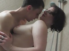 Shower sex videos
