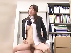Sex in the office scene 2(censored)