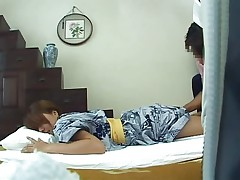 Young Wife Home Massage Part 1