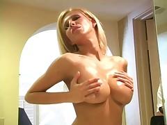 Hot blonde Clara-g part 3