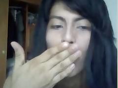 Latina shemale webcam