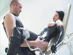 German - fetish. latex