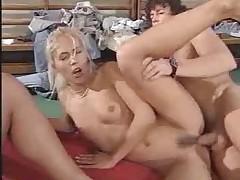 German Gymnast Orgy