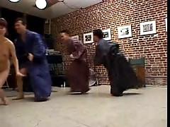 The Japanese Sukebe Enkai Party