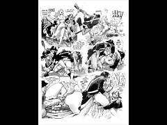 Comics DianeDeGrand-Lieu