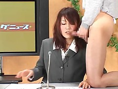 Nana Mayama japan bukkake tv