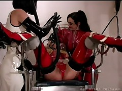Rubberrella Latex Bound
