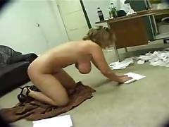 Slave Humiliated, gets Gangbanged with Bound Tortured Tits