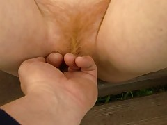 Hot redaired amateur outddor fucked - german - csm