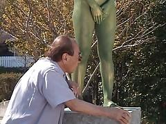 Asian Statue Woman