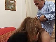 Italian hairy mature