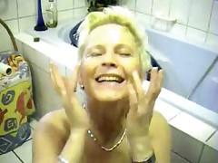 German mature couple homevideo