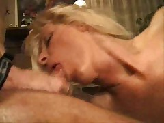 Dad and son enjoy MILF
