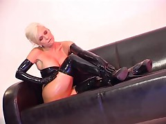 Latex and toys