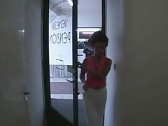 Older German Landlady Molests Young Tenant - Cireman