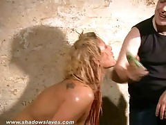 Revulsion - Slavegirl degraded increased by made nigh eat muck