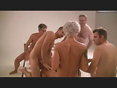 Hot amateur gangbang in germany part 1 of 6 - german - csm