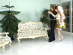 Boston Marriage (Sandy and Sandra hot lesbians)