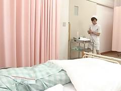 Beautiful Nurse part 1(censored)